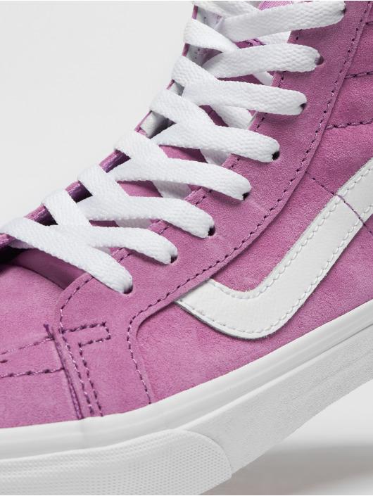 Vans Sneaker Sk8-Hi Suede rosa