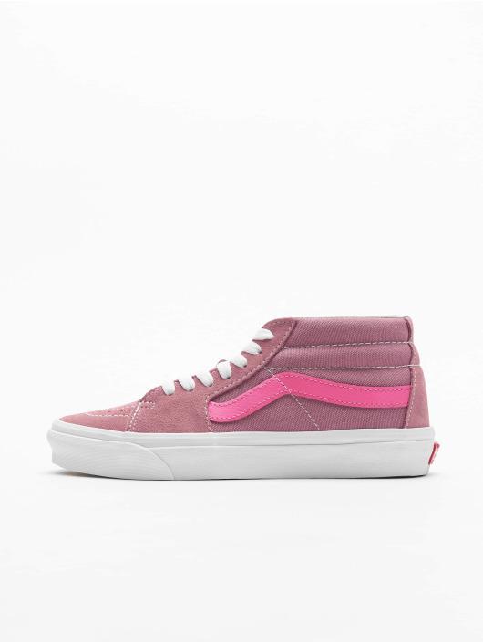Vans Sneaker Ua Sk8-Mid Retro Sport rosa