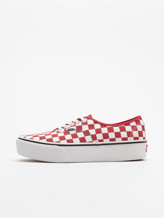 Vans Sneaker Authentic Platform 2.0 rosso