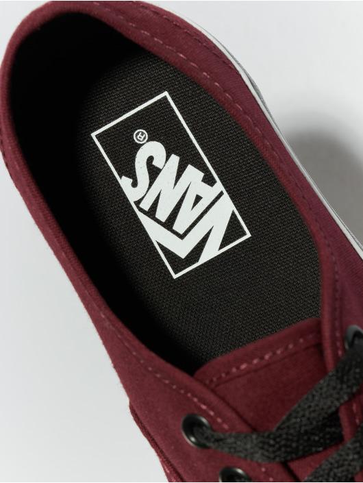 Vans Sneaker Authentic rot