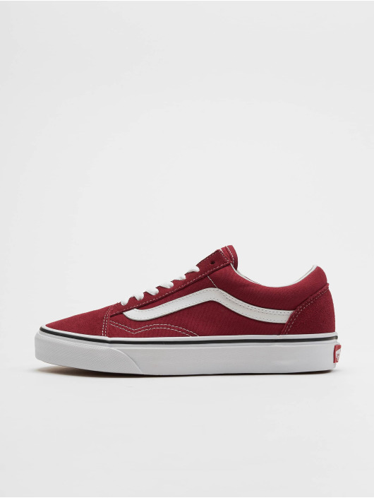 Vans UA Old Skool Sneakers Rumba Red/True White