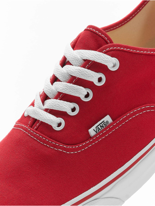 Vans Sneaker UA Authentic rot