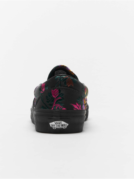 Vans Sneaker Classics Festival Satin schwarz