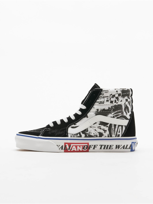 Vans Sneaker Lady UA Sk8-Hi schwarz