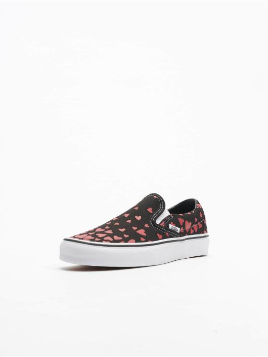 Vans Sneaker Ua Classic Slip-On schwarz