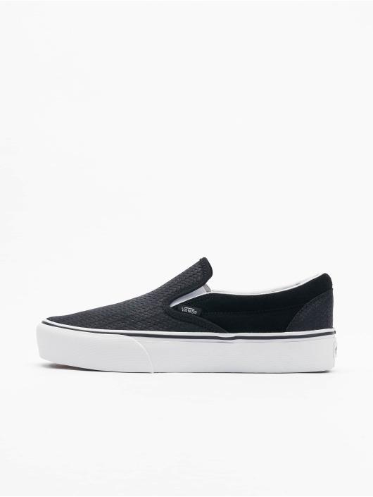 Vans Sneaker UA Classic Slip-On Platform schwarz