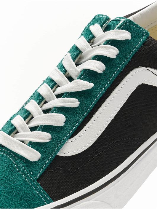 Vans Sneaker UA Style 36 Vintage Suede türkis