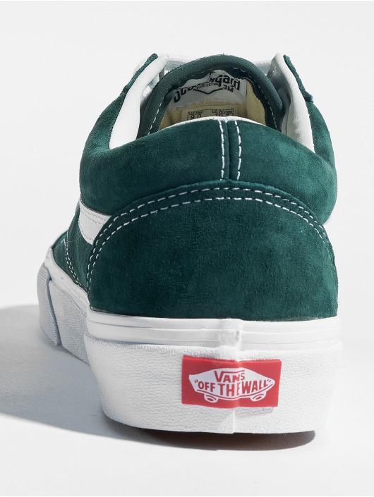 Vans Sneaker Old Skool Suede verde