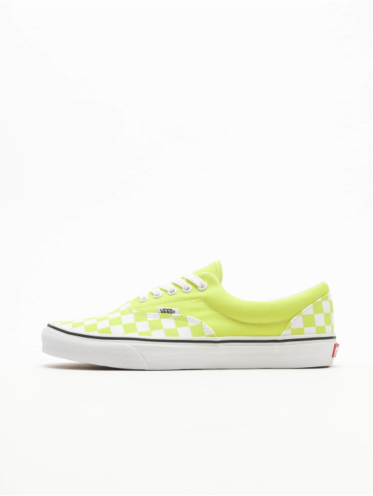Vans Sneaker UA Era Checkerboard verde