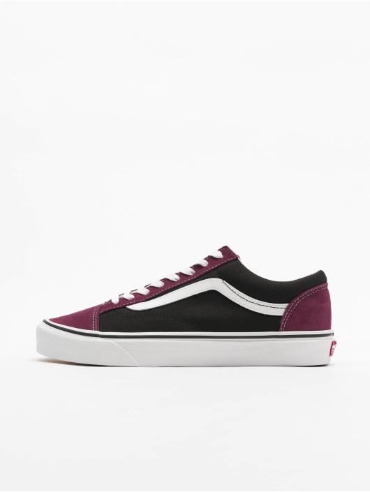 Vans Sneaker UA Style 36 Vintage Suede violet