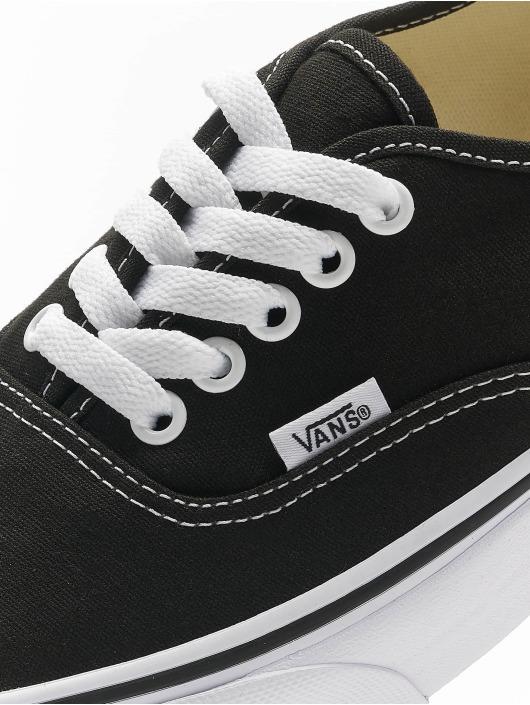 Vans sneaker Authentic zwart