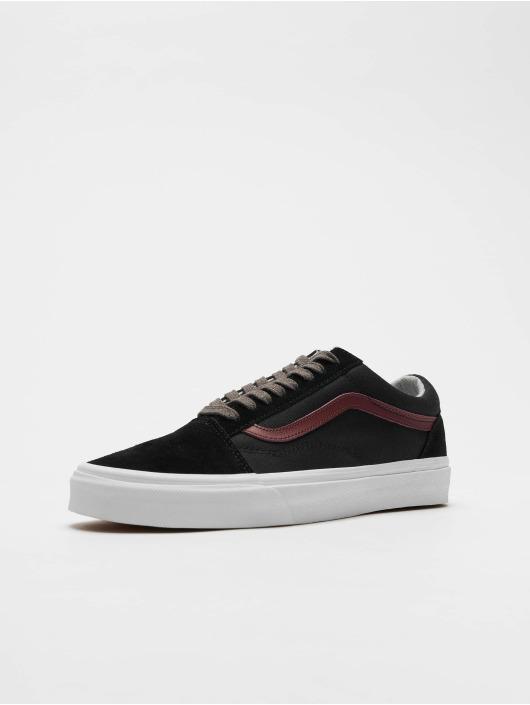Vans sneaker Classics Jersey Lace zwart