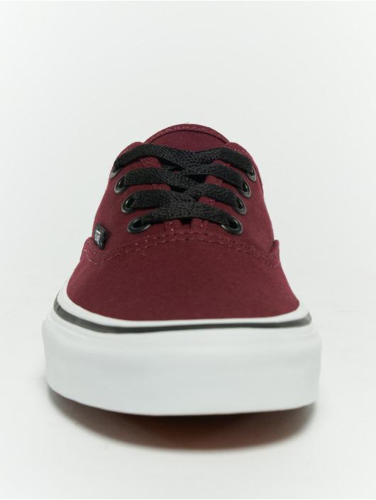 Vans Sneakers Authentic èervená