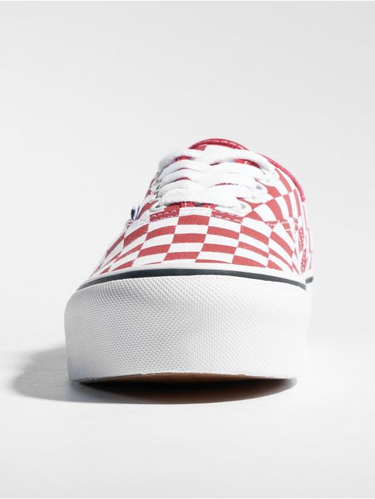 Vans Sneakers Authentic Platform 2.0 èervená