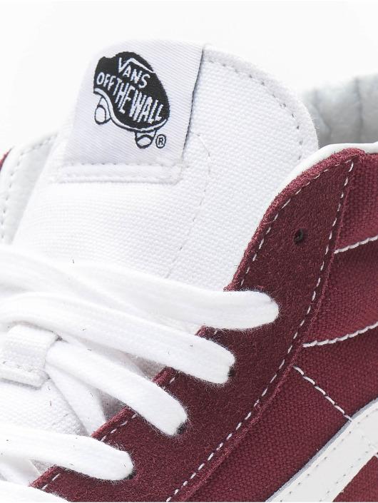 Vans Sneakers UA Sk8-Mid Reissue èervená