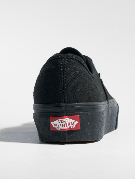 Vans Sneakers Authentic Platform 2.0 black