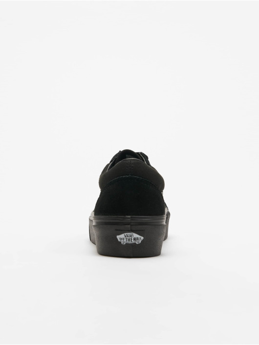 Vans Sneakers Old Skool Platform black