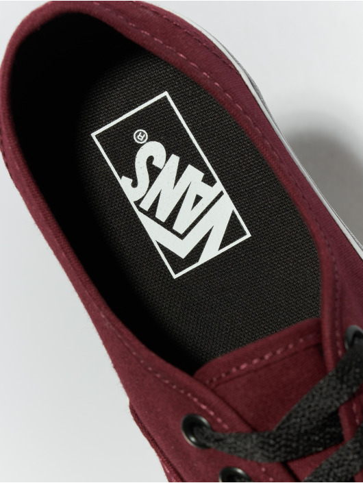 Vans Sneakers Authentic czerwony