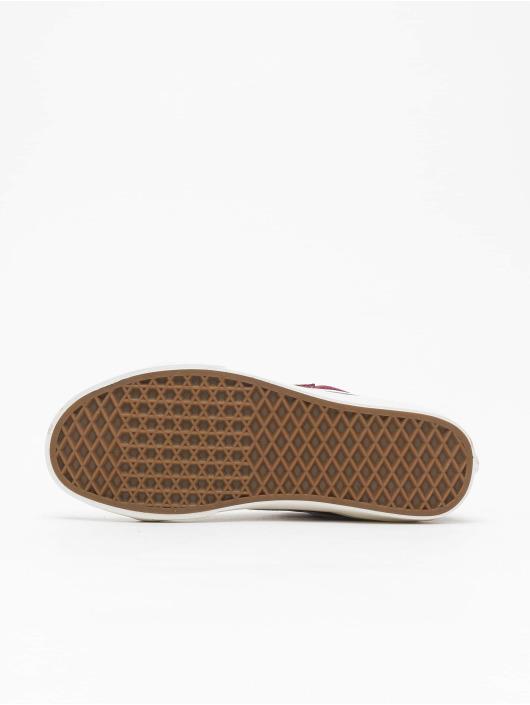 Vans Sneakers UA Sk8-Mid Reissue czerwony