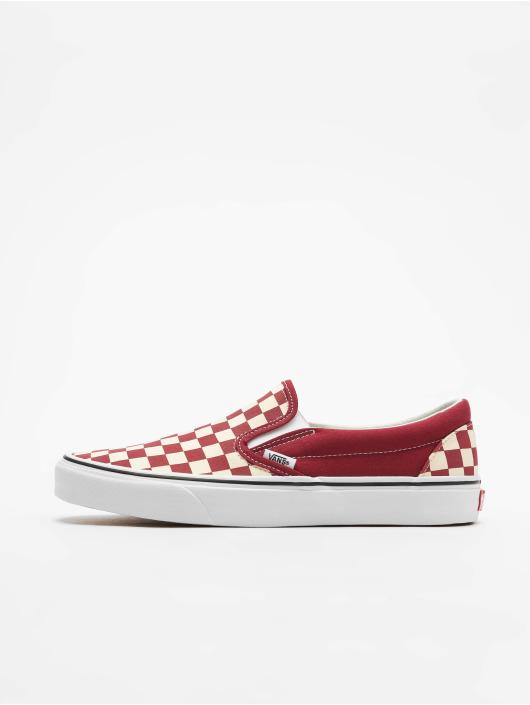 Vans Sneakers UA Classic Slip-On czerwony