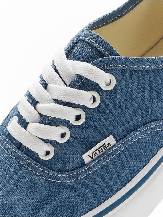 Vans Sneakers Authentic niebieski