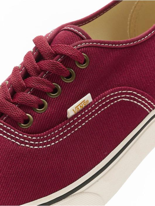 Vans Sneakers Ua Authentic Platform 2.0 red