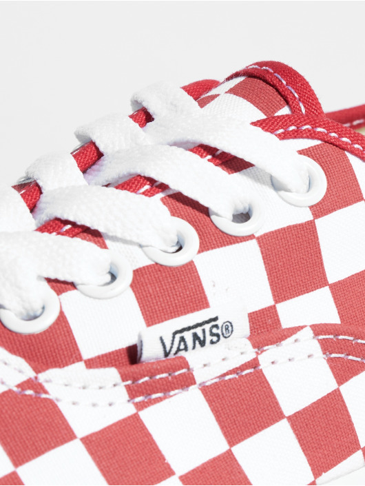 Vans Sneakers Authentic Platform 2.0 röd