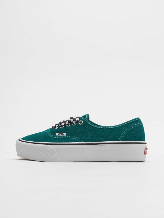 Vans Sneakers UA Authentic Platform 2.0 zielony