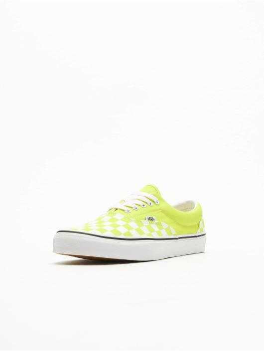 Vans Sneakers UA Era Checkerboard zielony