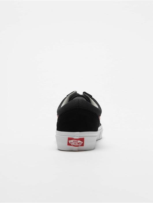 Vans Snejkry Classics Jersey Lace čern