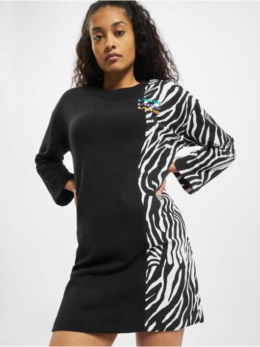 Vans Sukienki Chrom 2 Zebra czarny