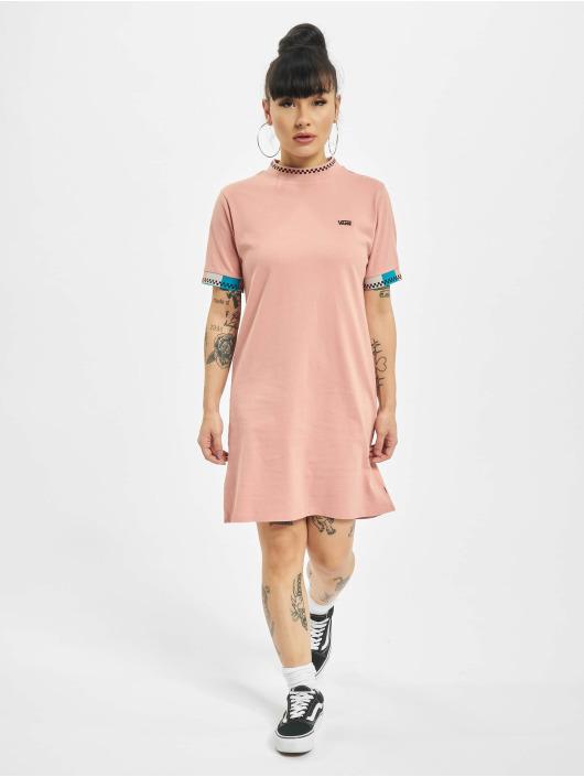 Vans Sukienki Hi Roller Tri rózowy