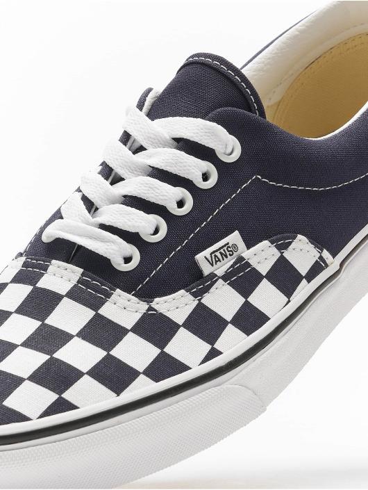 Vans Tøysko UA Era Checkerboard blå