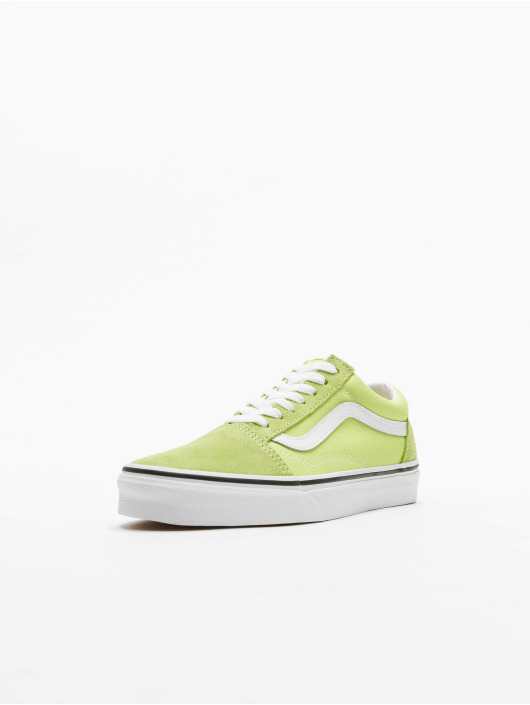 Vans Tøysko Old Skool Sharp grøn