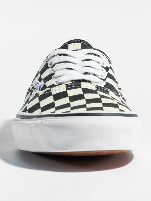 Vans Tøysko Checkerboard svart