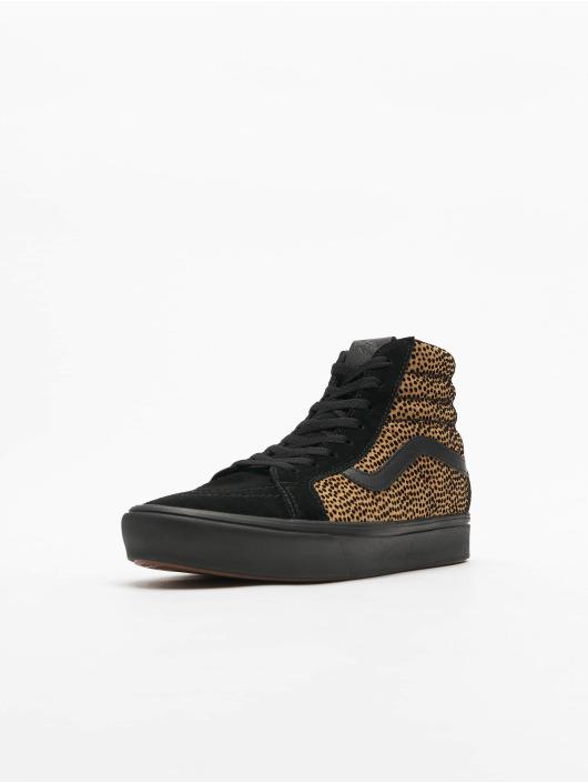 Vans Tøysko UA Comfycush Sk8-Hi Reiue Tiny Cheetah svart
