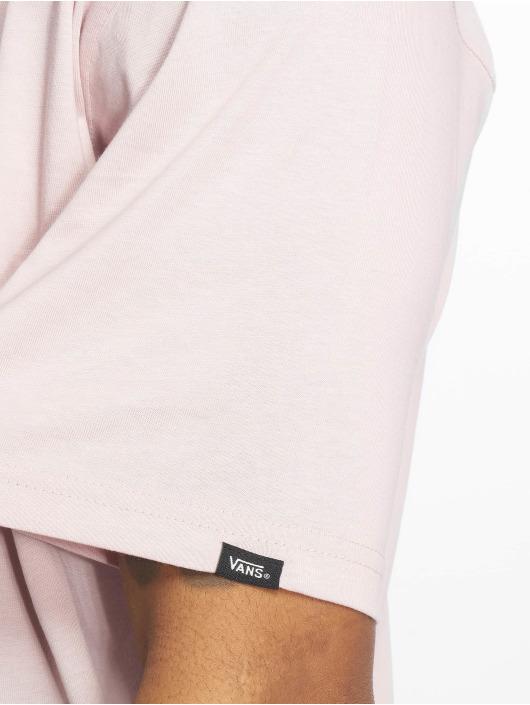 Vans T-paidat Classic purpuranpunainen