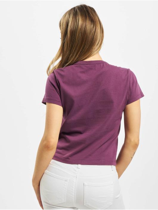 Vans T-paidat Vistaview purpuranpunainen