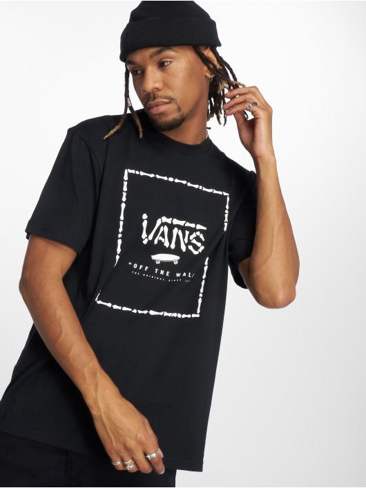 Vans T-Shirt Print Box black