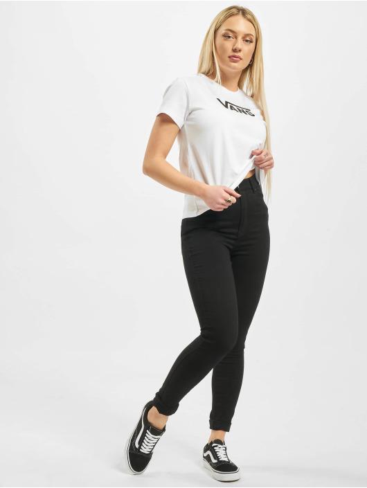 Vans T-Shirt Flying V Classic blanc