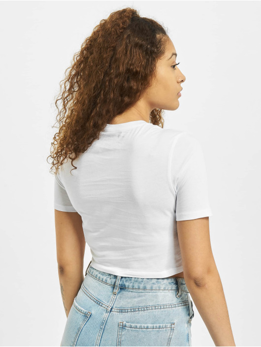 Vans T-Shirt Wm Flying V blanc