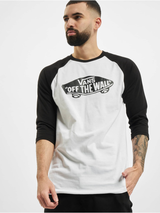 Vans T-Shirt vMn Otw Raglan blanc