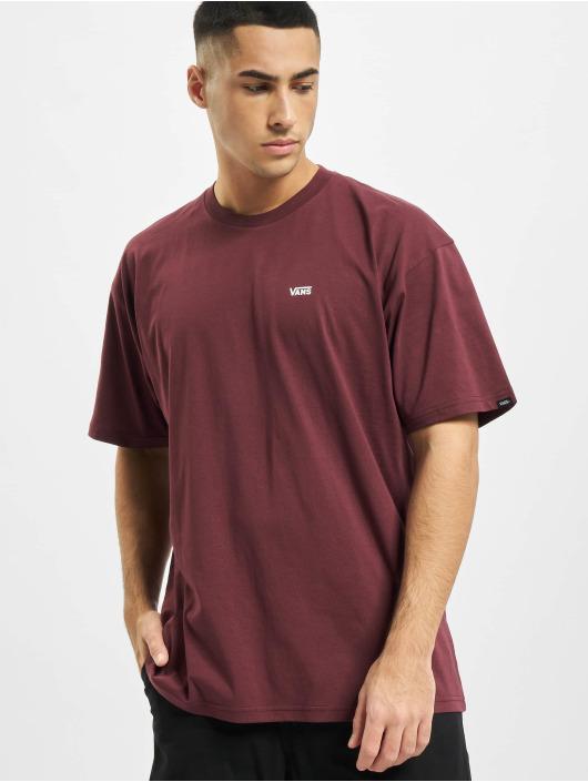 Vans T-Shirt Mn Left Chest Logo Tee bleu