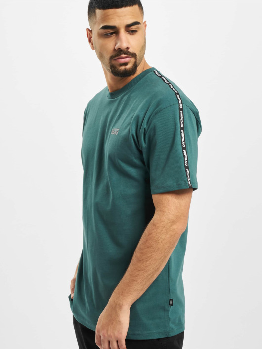 Vans t-shirt Reflective Colorblock groen
