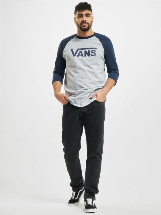 Vans T-Shirt manches longues Mn Vans Classic Raglan gris
