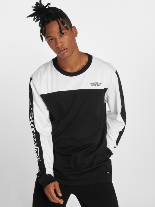 Vans T-Shirt manches longues Crossed Sticks noir