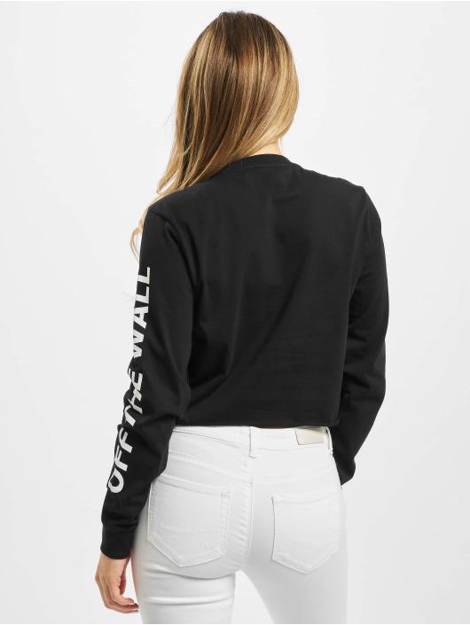 Vans T-Shirt manches longues Castmore noir