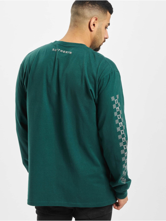 Vans T-Shirt manches longues Harry Potter Slyt vert