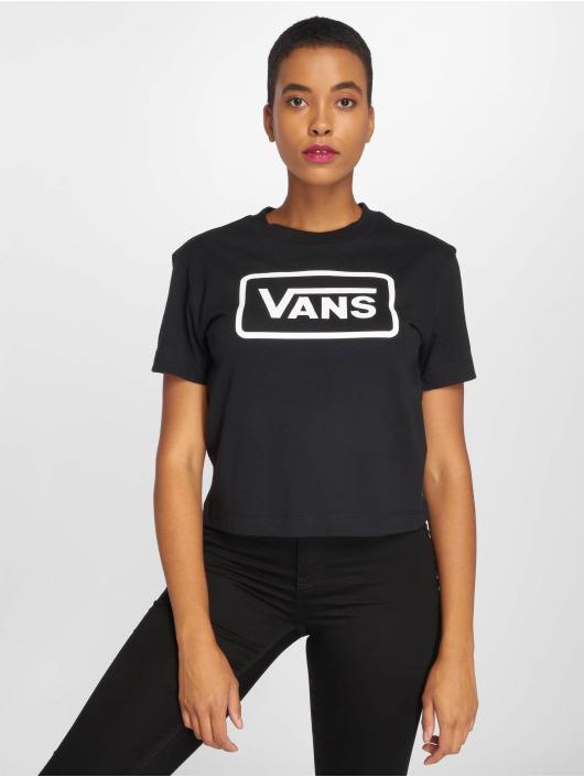 Vans T-shirt Boom Boom Boxy nero