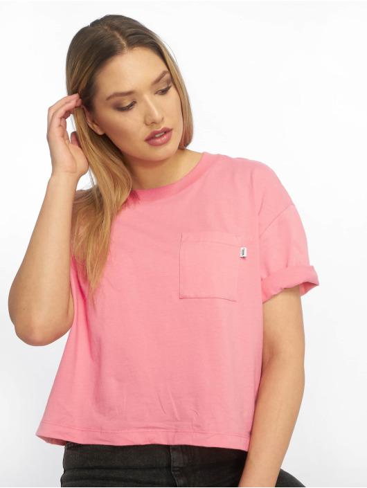 Vans T-Shirt Brush Off pink
